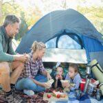 Les avantages du camping